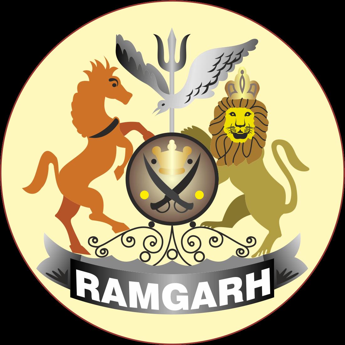 Ramgarh Golf Range Logo